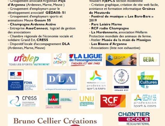 Forum des associations du territoire d'Argonne