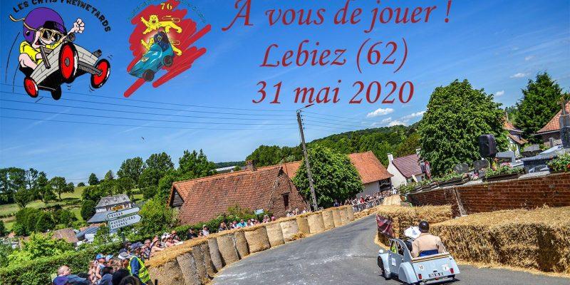 4e course de Caisses à savon Lebiez (62) le 31 Mai