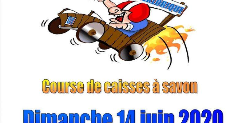 Course de Caisses à Savon Le 14 Juinb