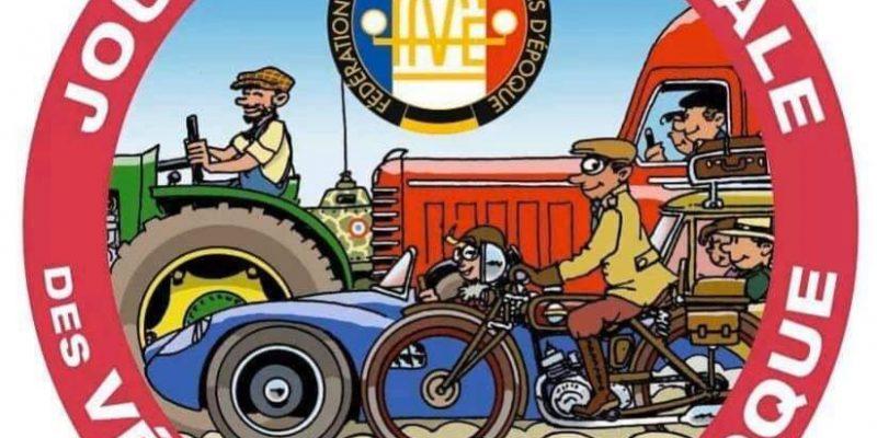 Journée nationale des véhicules d'époque le 26 Avril
