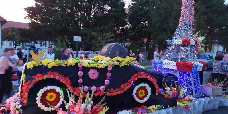 Fête des fleurs les 22 & 23 Août